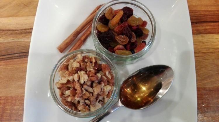 Honey Amp Walnut Yogurt Topper Integrative Nutrition Recipes